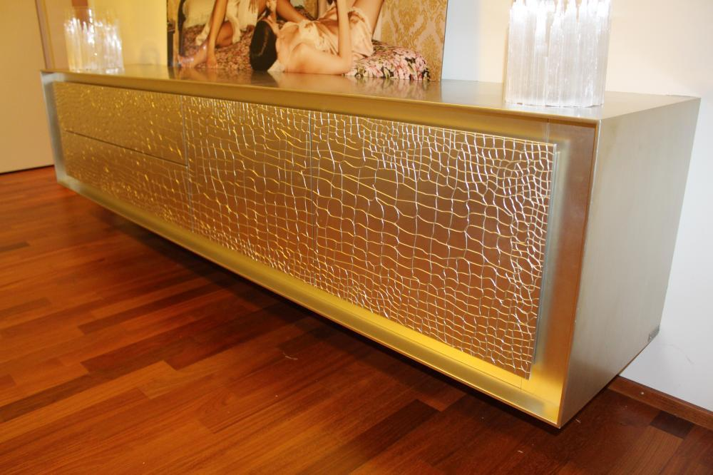 L210 Africa (Altsilber) Sideboard